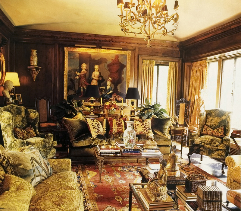 1920s style home decorating
